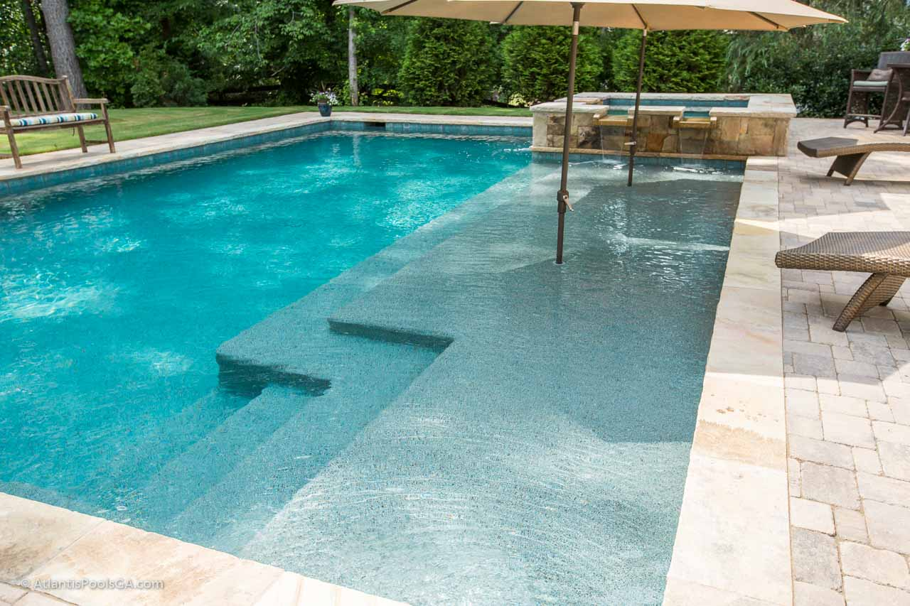 Pool Features Archives - ATLANTIS POOLS & SPAS, LLC